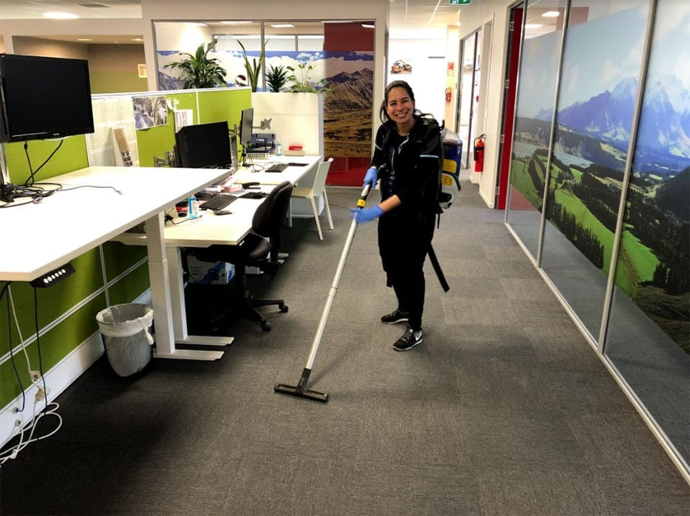 Commercial carpet cleaning services Christchurch